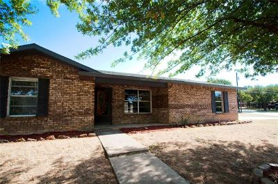 Jacksboro Single Family Home For Sale: 1802 Timber Lane