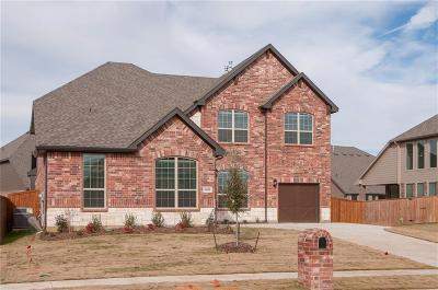 Mansfield Single Family Home For Sale: 4505 Sunflower Drive