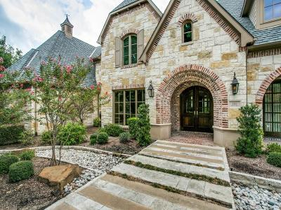 Coppell Single Family Home For Sale: 525 Rolling Hills Road