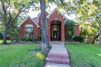 Keller Single Family Home For Sale: 831 Runnymede Road