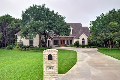 Fort Worth Single Family Home For Sale: 198 Coronado Bend