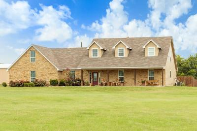 Haslet Single Family Home For Sale: 1201 Maxwell Road