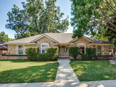 Hurst Single Family Home Active Option Contract: 333 Cannon Drive