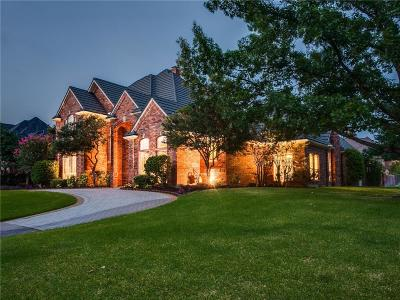 Colleyville Single Family Home For Sale: 4805 Green Oaks Drive