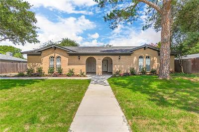 Hurst Single Family Home For Sale: 228 E Pleasantview Drive
