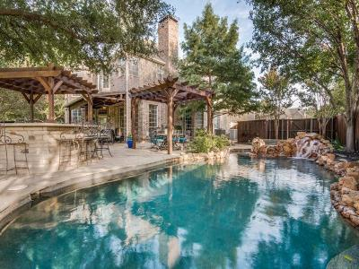 Mckinney Single Family Home For Sale: 816 Parkwood Court