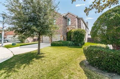 Little Elm Single Family Home For Sale: 1438 Sparrow Drive