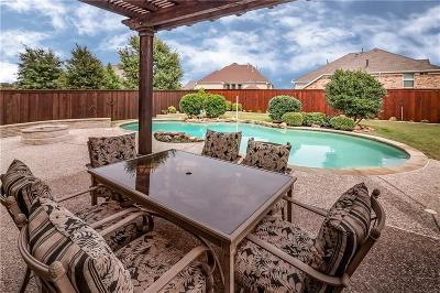 Prosper Single Family Home For Sale: 830 Woodview Drive