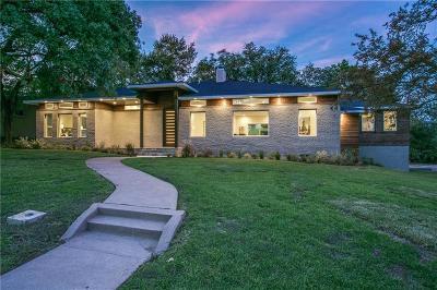 Single Family Home For Sale: 7723 Midbury Drive