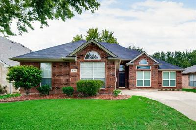 Flower Mound Single Family Home For Sale: 1608 Flatwood Drive