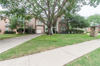 Coppell Single Family Home For Sale: 302 W Bethel School Road