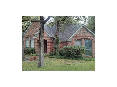 Keller Single Family Home For Sale: 1327 Snow Mountain Circle