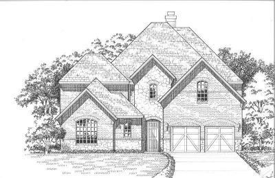 Cypress Meadows, Cypress Meadows #1 Single Family Home For Sale: 2036 Farmhouse Way