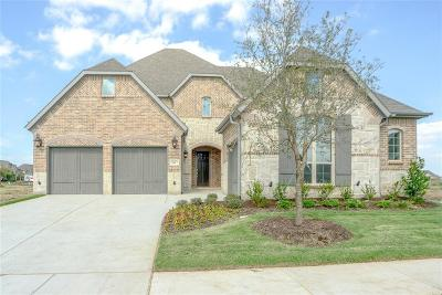The Colony Single Family Home For Sale: 3617 Kennoway