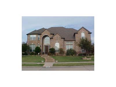 Single Family Home For Sale: 8398 Hamilton Lane