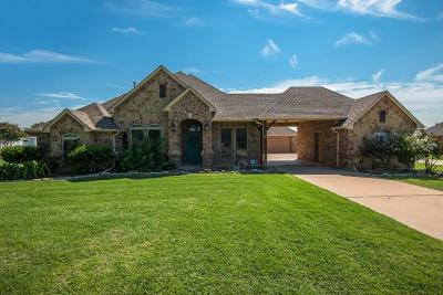Haslet Single Family Home Active Contingent: 12924 Taylor Frances Lane
