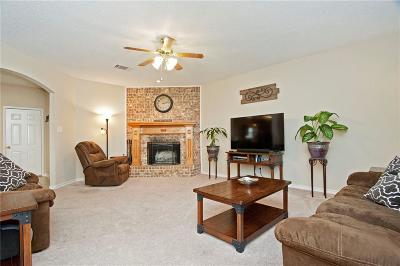 Rowlett Single Family Home For Sale: 4210 Glistening