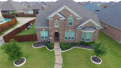 Frisco Single Family Home Active Contingent: 2971 McGregor Drive