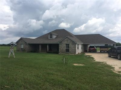 Comanche County Single Family Home For Sale: 365 County Road 123