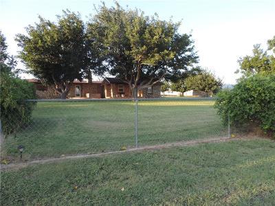Abilene Single Family Home For Sale: 8301 Fm 1082