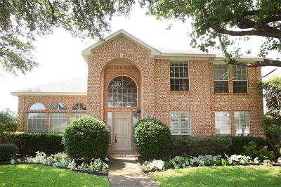 Single Family Home For Sale: 3812 Walden Way