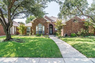 Frisco Single Family Home Active Option Contract: 10909 Huntington Road