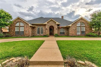 Plano Single Family Home For Sale: 3937 Mission Ridge Road