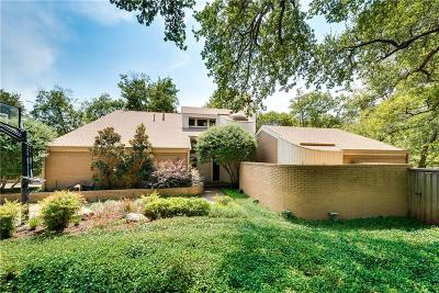 Dallas Single Family Home For Sale: 9438 Spring Hollow Drive