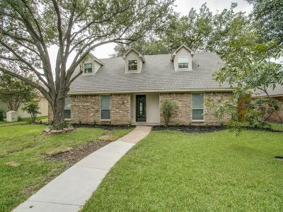 Allen Single Family Home For Sale: 806 Rivercrest Boulevard