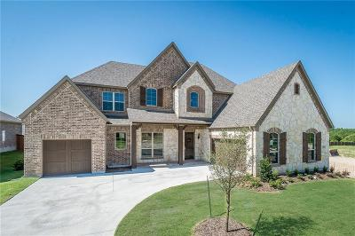 Prosper Single Family Home For Sale: 1600 Winchester Drive