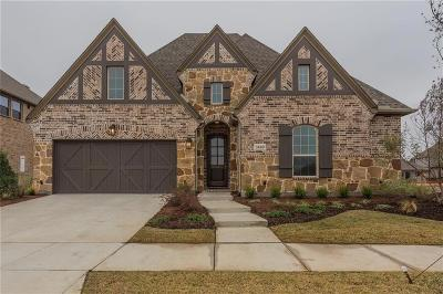 Prosper Single Family Home For Sale: 3880 White Clover