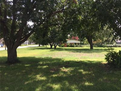 Grapevine Residential Lots & Land For Sale: 1209 Hilltop