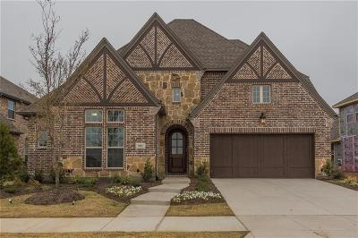 Prosper Single Family Home For Sale: 961 Copper Canyon