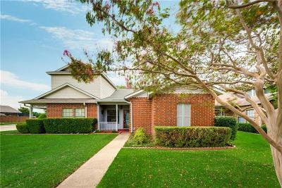 Mesquite Half Duplex For Sale: 3932 Hearthstone Drive