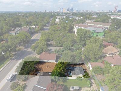 Dallas Single Family Home For Sale: 5637 Live Oak Street