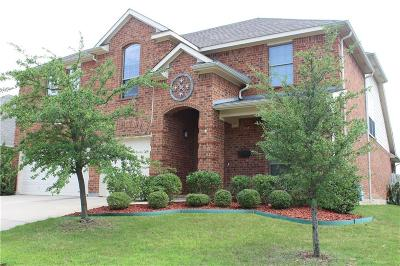 Fort Worth Single Family Home For Sale: 10248 Red Bluff Lane