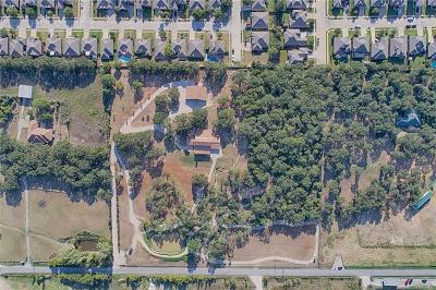 Burleson Residential Lots & Land For Sale: 1075 S Dobson Road