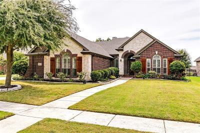 Wylie Single Family Home For Sale: 321 Parke Lake Drive