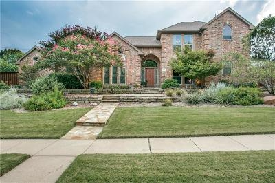 Coppell Single Family Home For Sale: 927 Mallard Drive