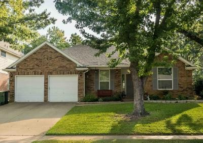 Grapevine Single Family Home For Sale: 5235 Shadow Glen Drive