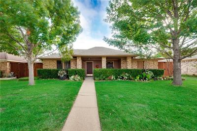 Garland Single Family Home Active Option Contract: 201 Jessica Drive