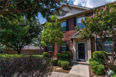 Mckinney Townhouse For Sale: 4957 Stone Gate Trail