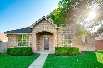 Rowlett Single Family Home For Sale: 6511 Bluebonnet Drive