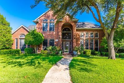 Coppell Single Family Home For Sale: 404 Pecan Hollow Drive