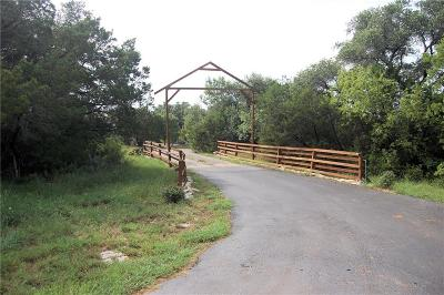 Somervell County Single Family Home For Sale: 1130 C Fm 205