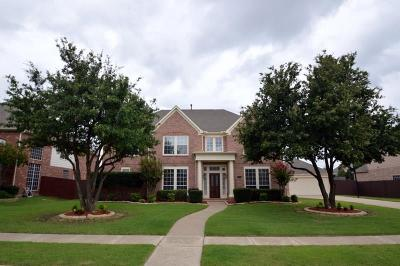 Southlake Single Family Home For Sale: 1713 Mesquite Road