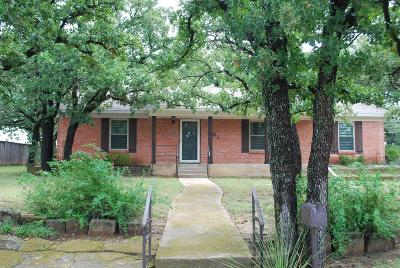 Jacksboro Single Family Home For Sale: 101 Bryan Street