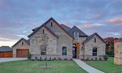 Keller Single Family Home For Sale: 1500 Peppertree Drive