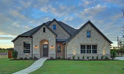 Keller Single Family Home For Sale: 1554 Peppertree Court