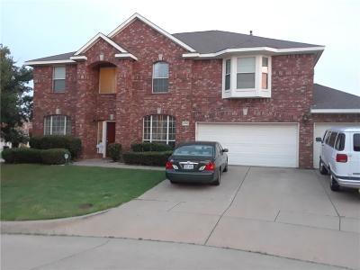 Tarrant County Single Family Home For Sale: 6700 Coronation Court